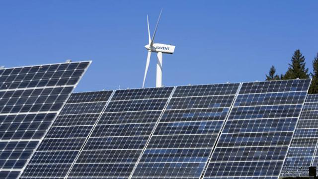 Archiv: Energiestrategie 2050 – Netto-Null-Ziel erreichbar