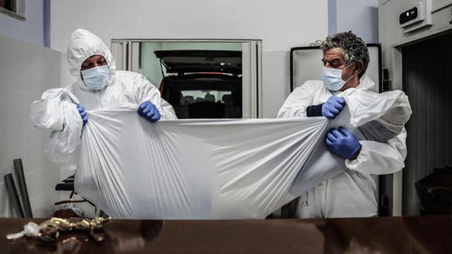 Aus dem Archiv: «Portugals schlimmster Moment in dieser Pandemie»