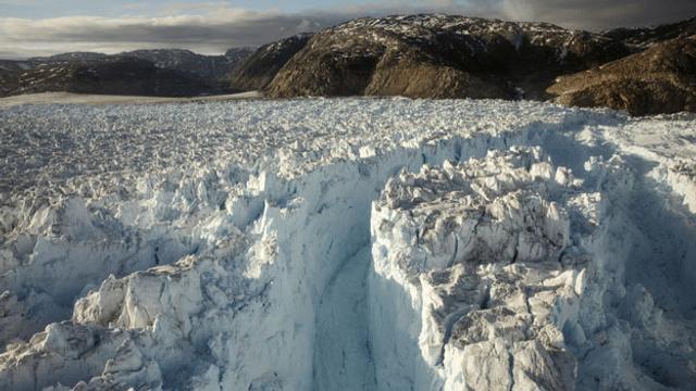 Aus dem Archiv: Gletscher auf der Erde schmelzen immer schneller