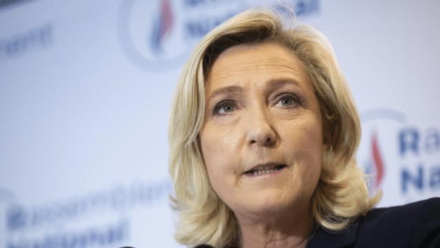 Aus dem Archiv: Le Pen bleibt Chefin von Rassemblement National
