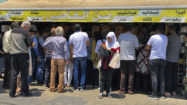 Au dem Archiv: Libanon: Die Nerven liegen blank