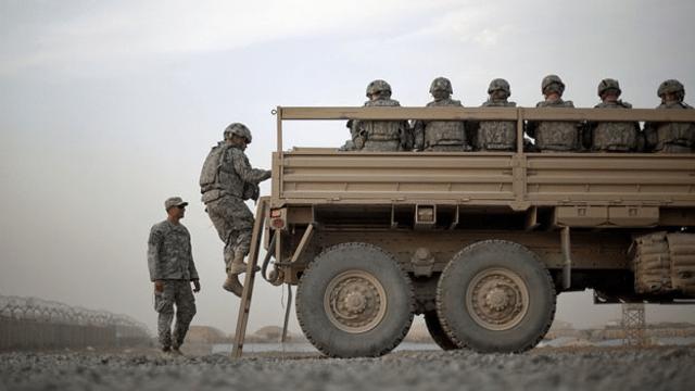 Timothy Kudo «20 Jahre Sinnlosigkeit» in Afghanistan