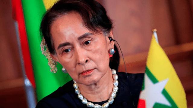 Aus dem Archiv: Folter von politischen Gefangenen in Myanmar