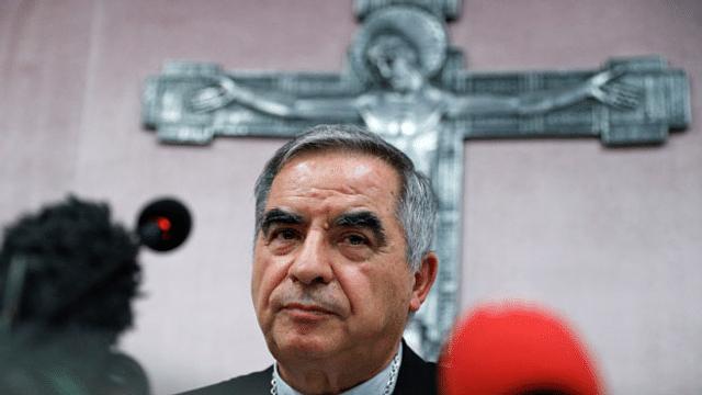Prozessauftakt im Vatikan gegen Kardinal Becciu