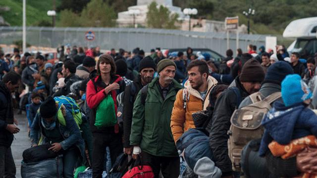 Archiv: Migranten aus Belarus als Druckmittel