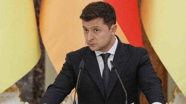 Die Ukraine im internationalen Rampenlicht