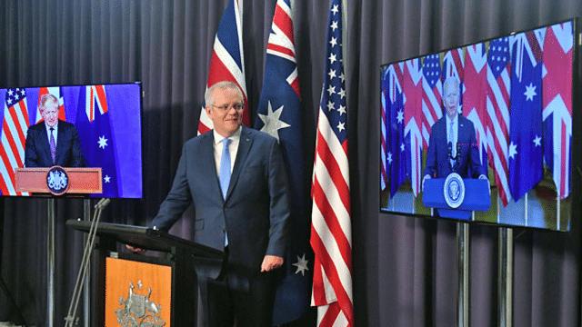 USA-Australien-Grossbritannien: Neues Sicherheitsabkommen