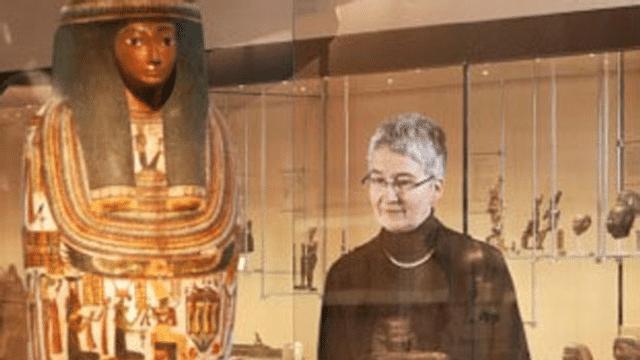 Susanne Bickel: «Wir haben Gräber der Pharaonen-Kinder gefunden»