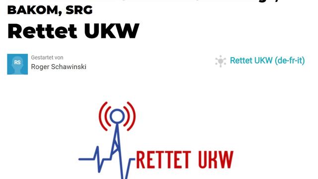 Aus dem Archiv: Medientalk – wie geht es weiter mit UKW?