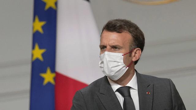 Frankreich: Macron kündigt schärfere Corona-Massnahmen an