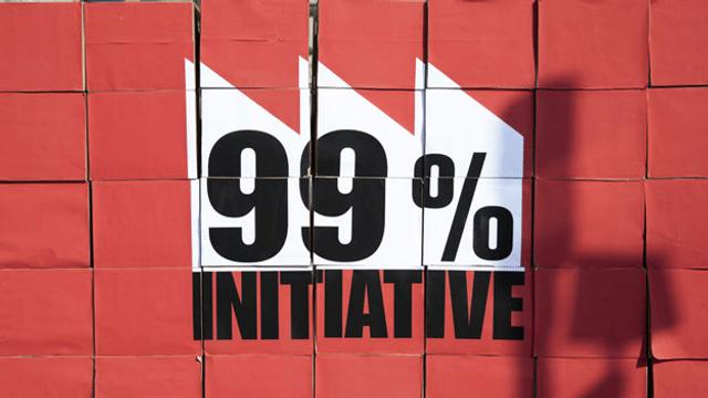 Pro und Kontra 99-Prozent-Initiative