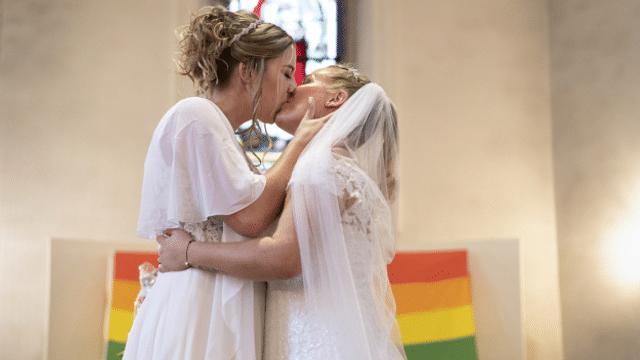 Aus dem Archiv: Fast 70 Prozent sagen Ja zur «Ehe für alle»