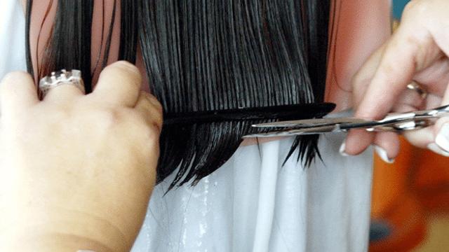 Kräftiges Haar dank neuem Schnitt