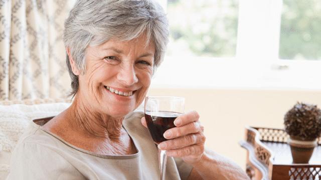 Macht Rotwein wirklich müde?