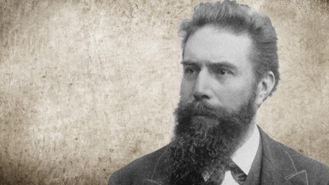 Wilhelm Conrad Röntgen war auch nahbar