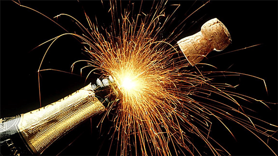 Wieso wird Champagner ohne Angaben zum Jahrgang verkauft?