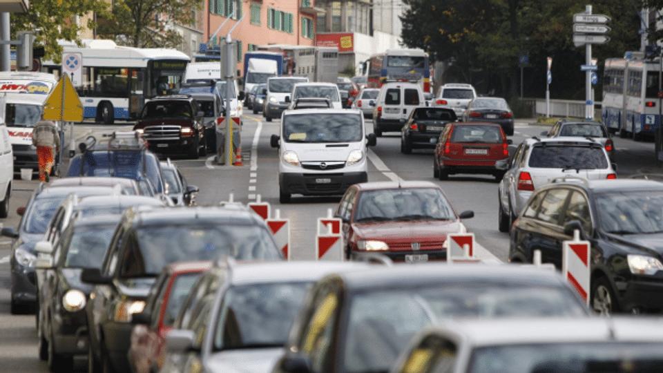 Tempo 30 auf fast allen Strassen in der Stadt Zürich
