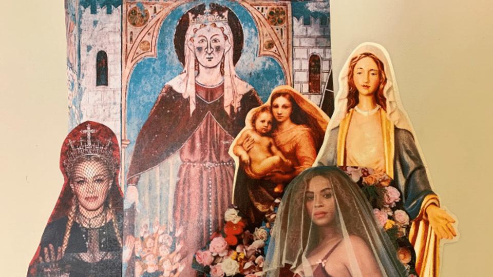Nossadunna: Tranter duairs da mamma e Beyoncé