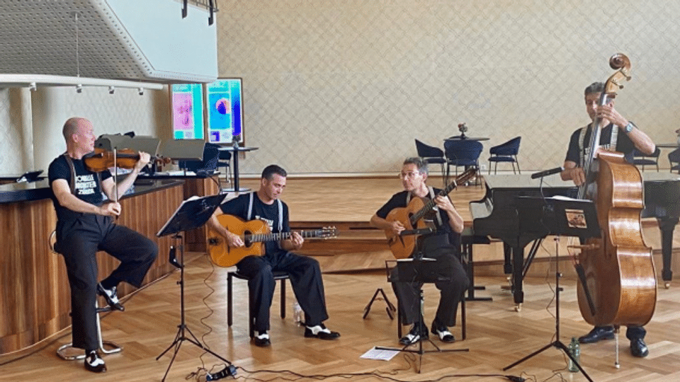 Gadjolinos – gipsy-music u musica dal pievel viagiant