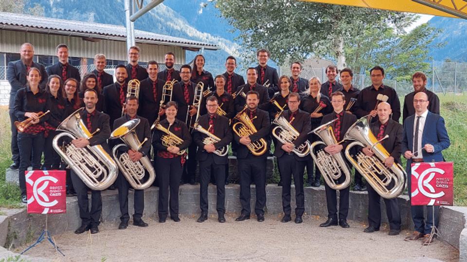 125 onns Brass Band Cazas – il concert