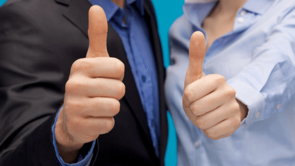 «Du bist die Beste!»: Komplimente souverän annehmen