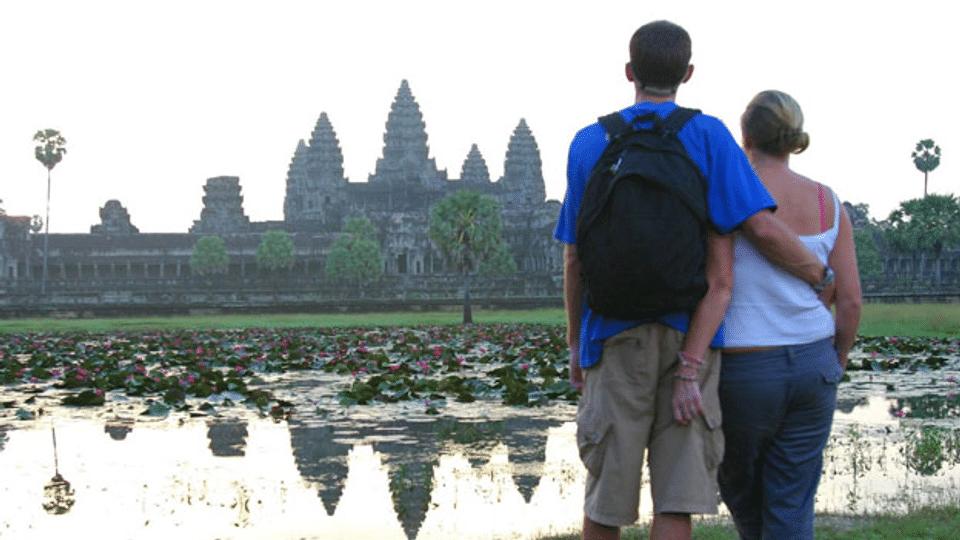 Mein Reisepartner - vertraut und doch unbekannt