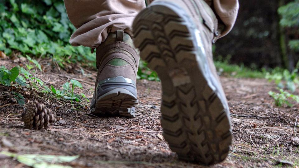Der günstigste Wanderschuh überzeugt im Test am meisten