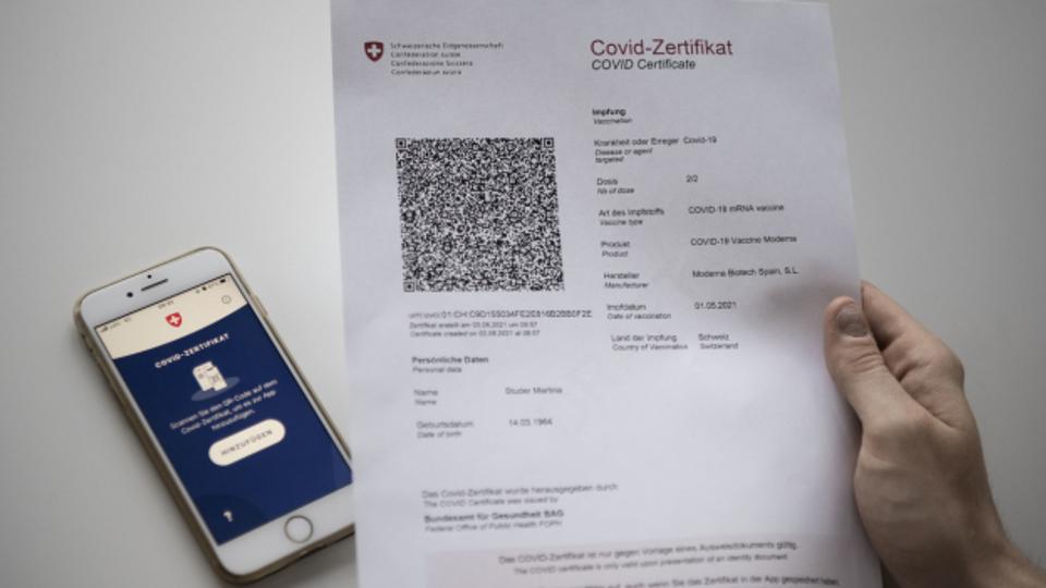 Zertifikat für Genesene nur ein halbes Jahr gültig