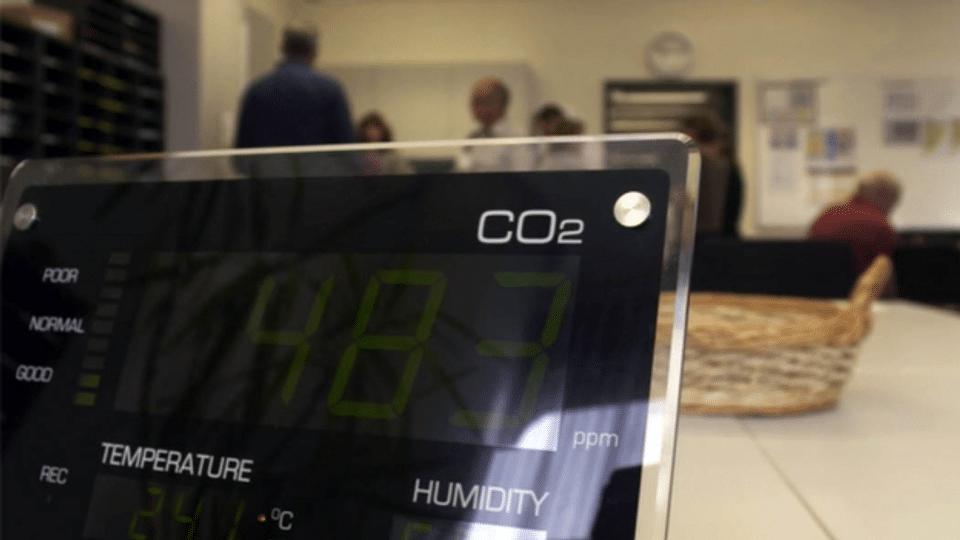 Nicht überall machen CO₂-Messgeräte Sinn