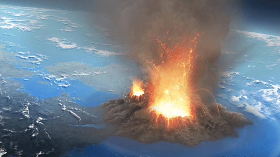 Die Macht der Supervulkane