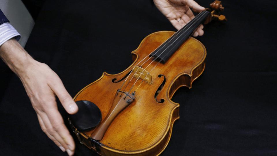 Die Geige als Partnerin, Liebhaberstück und Geldanlage