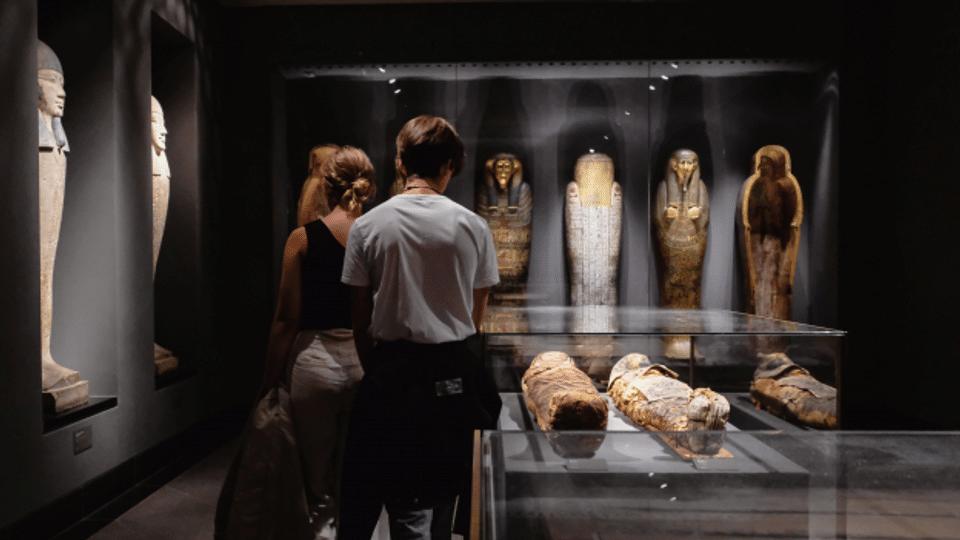 Mumien im Museum: Zwischen Effekt und Würde