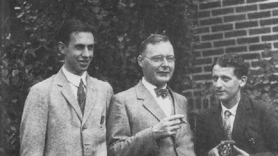 Die Geschichte einer Physiker-Freundschaft