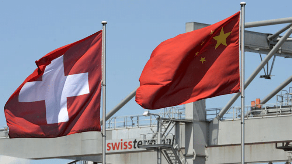 Kräftemessen zwischen USA und China trifft auch Schweizer Industrie