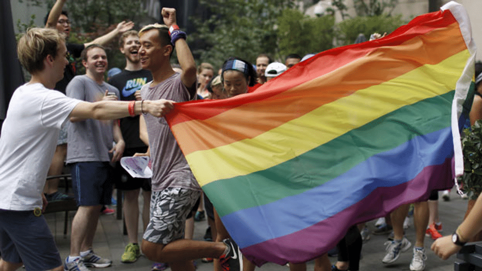 Repression gegen Homosexuelle in China