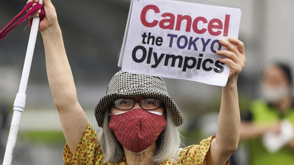 Unverständnis in Japan über Durchführung der Olympischen Spiele