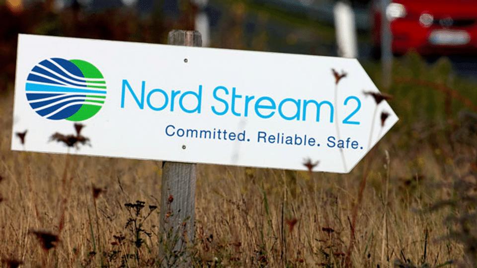 Einigung im Konflikt um Nord Stream 2