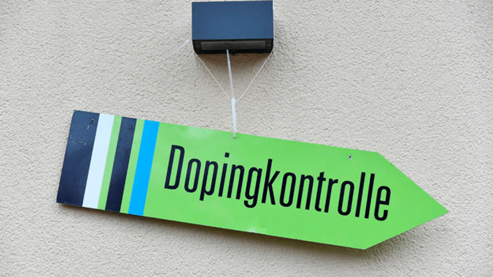Weniger Dopingkontrollen in der Corona-Pandemie