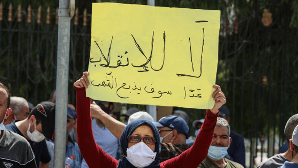 Tunesiens Demokratie auf dem Prüfstand