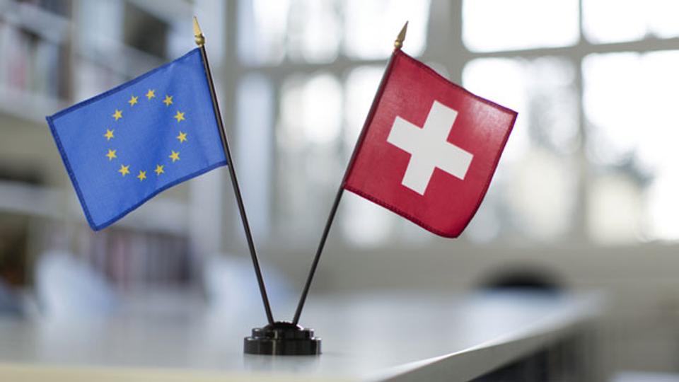 In drei Schritten zu neuen Beziehungen mit der EU