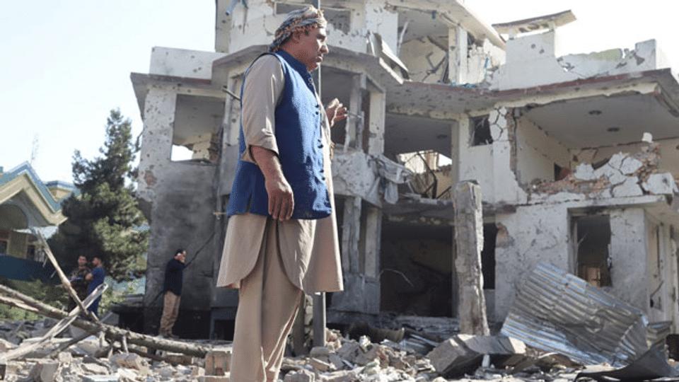 Afghanistan: «Signale sind auf Krieg ausgerichtet»