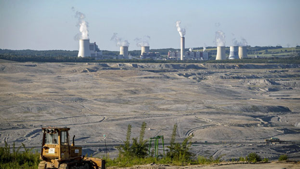 Nachbarschaftsstreit um Kohlemine