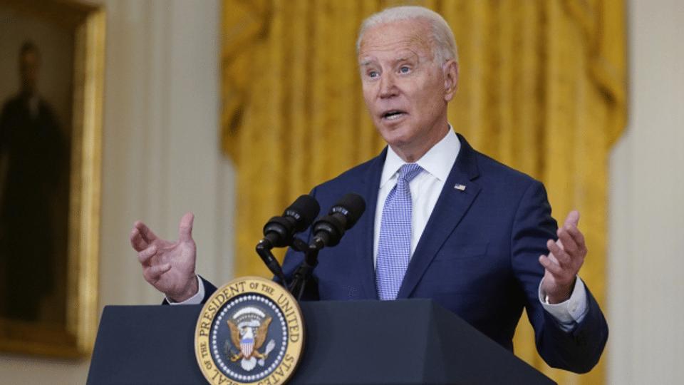 Bringen die Taliban US-Präsident Biden in Bedrängnis?