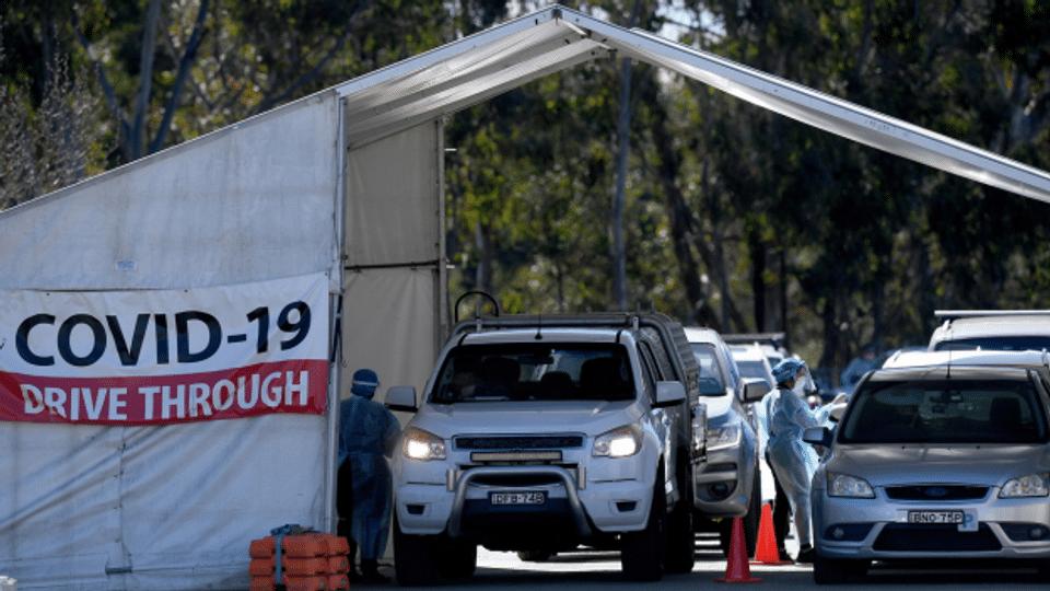 Australien kämpft weiterhin gegen hohe Coronazahlen