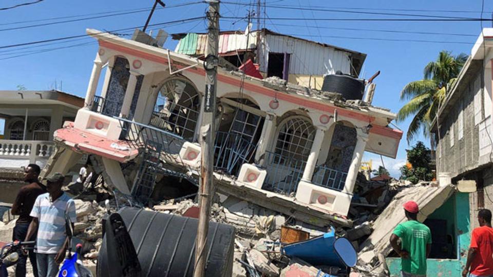 Haiti: Wieder trifft es die Ärmsten