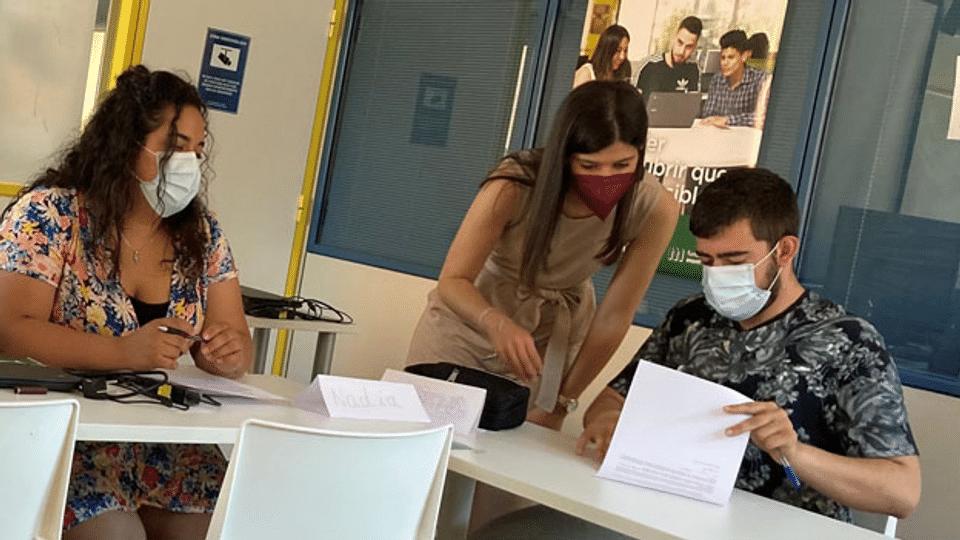 Jugend-Arbeitslosigkeit in Spanien