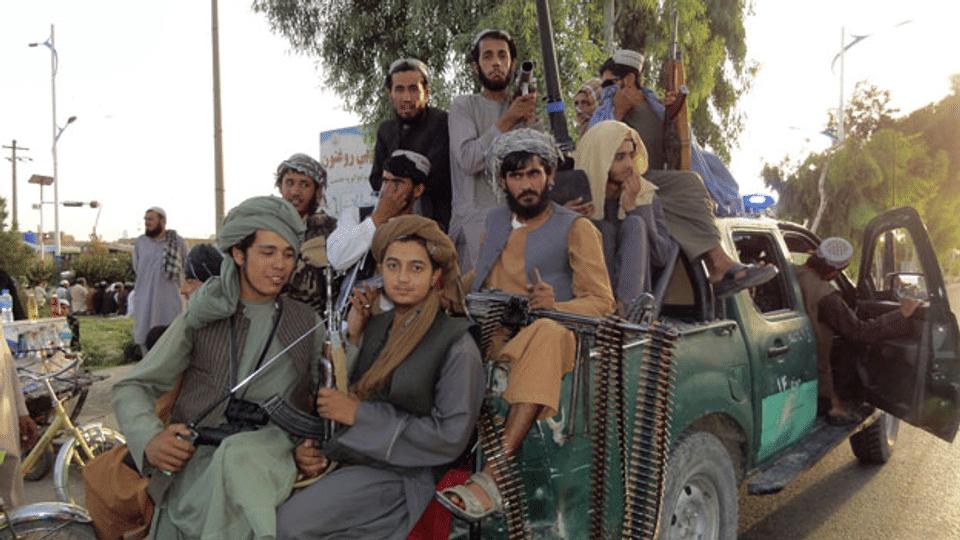 Wie geht man mit der neuen Situation in Afghanistan um?