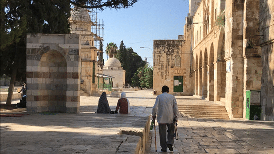 Machtkampf in Ostjerusalem