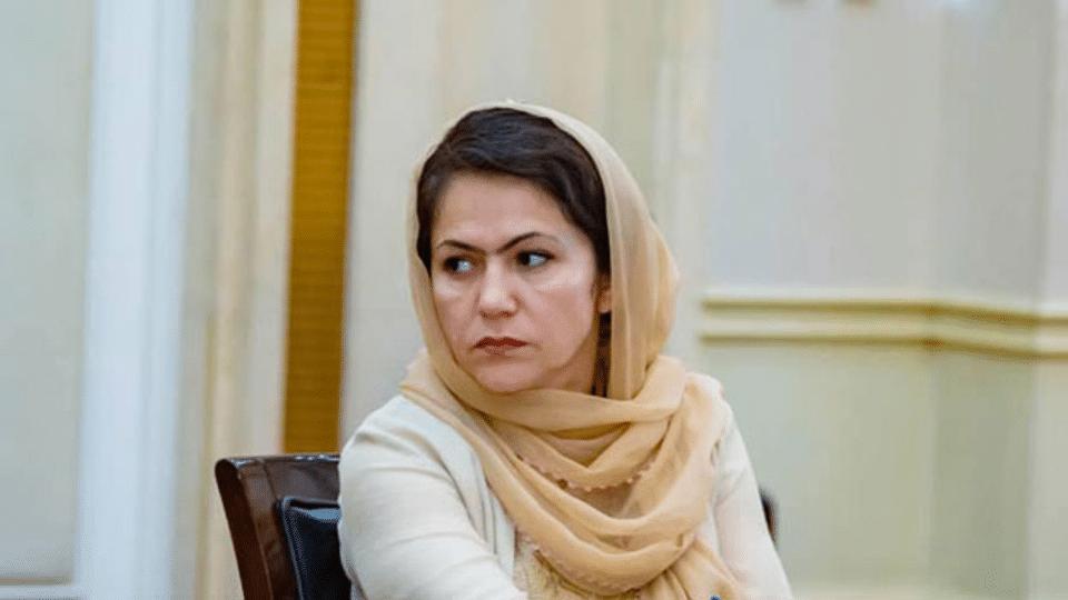 Afghanische Frauenrechtlerin kämpft für die Demokratie