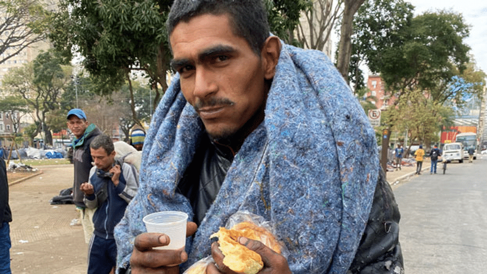 «Obdachlose sind Schmutz, den man wegmachen muss»